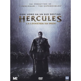 DVD Hercules - La Leggenda Ha Inizio