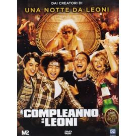 DVD Un Compleanno Da Leoni