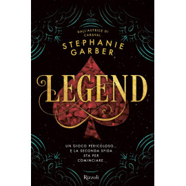 Libro - Legend di Stephanie Garber