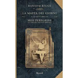 Libro - Miss Peregrine: la mappa dei giorni
