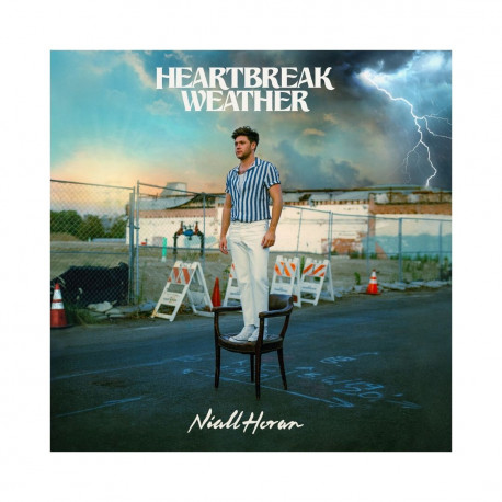CD Niall Horan - Heartbreak Weather