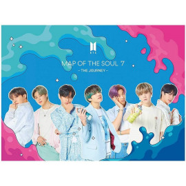 CD BTS - Map Of The Soul 7 ~ The Journey ~ versione LIMITED EDITION B