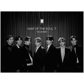 CD BTS - Map Of The Soul 7 ~ The Journey ~ versione LIMITED EDITION C