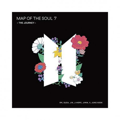 CD BTS - Map Of The Soul 7 ~ The Journey ~ versione STANDARD