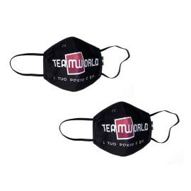 Bundle 2 mascherine Team World