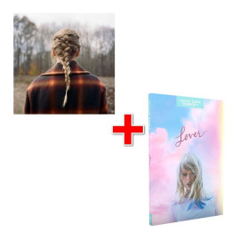 Bundle CD Taylor Swift - Evermore e Lover