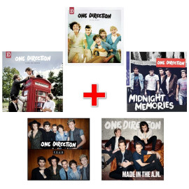 Bundle CD One Direction