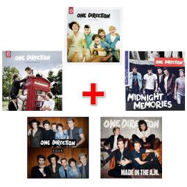 Bundle CD One Direction