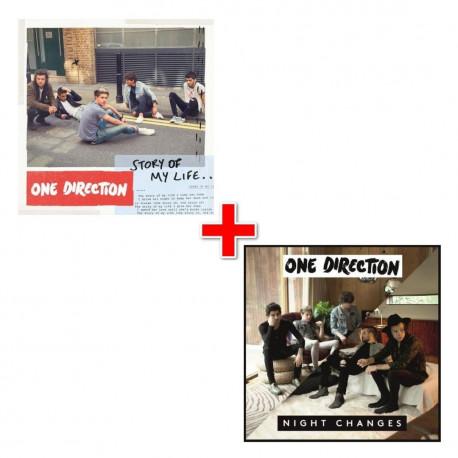 Bundle CD singoli One Direction