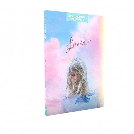 CD Taylor Swift - Lover versione deluxe nº1