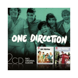 One Direction - Cofanetto CD Up All Night e Take Me Home