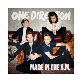 CD One Direction - Made in the A.M. versione STANDARD