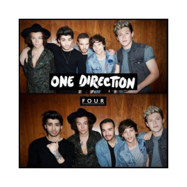 CD One Direction - FOUR versione standard
