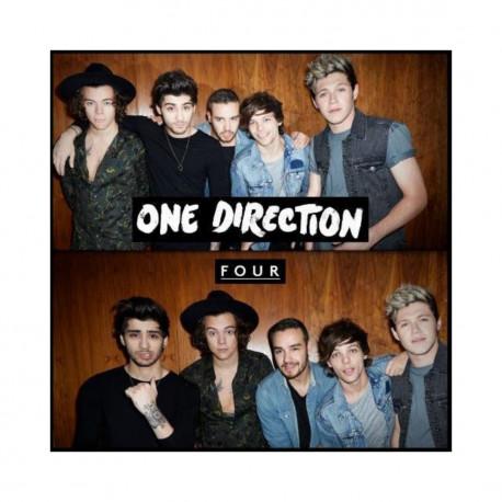 One Direction FOUR album - versione standard