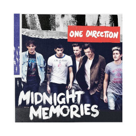 One Direction CD: Midnight Memories STANDARD EDITION