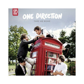 One Direction CD: Take Me Home