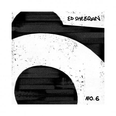 CD Ed Sheeran - No.6 Collaborations Project