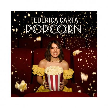 CD Federica Carta - Popcorn