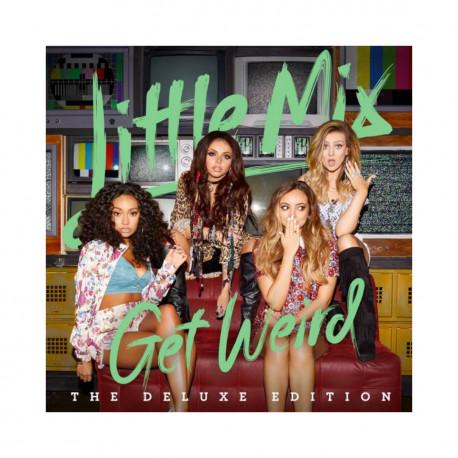 Little Mix album Get Weird versione Deluxe