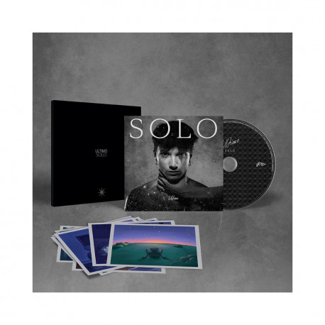 CD Ultimo - Solo