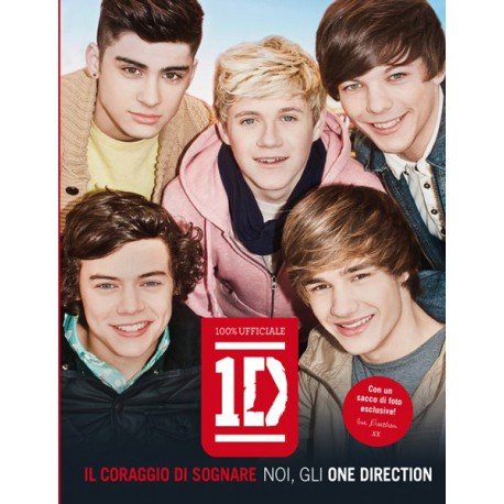 One Direction Libro
