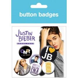 Justin Bieber: Set di Spille Versione A