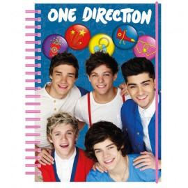 One Direction Notebook spirale