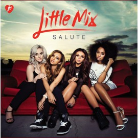 Little Mix CD: Salute Deluxe edition