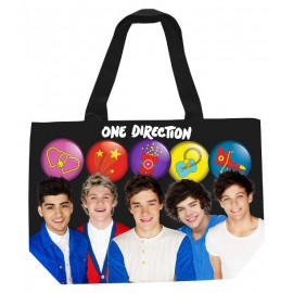 One Direction Borsa Maxi Mare