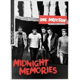 One Direction CD: Midnight Memories THE ULTIMATE EDITION