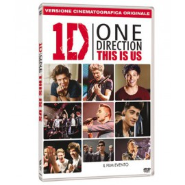 One Direction DVD: This Is Us