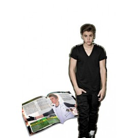 Justin Bieber: Cartonato Sagomato