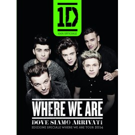 One Direction: Where We Are - Edizione Tascabile