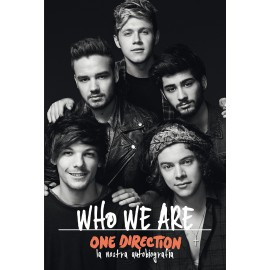 "One Direction Libro Ufficiale ""Who We Are"""