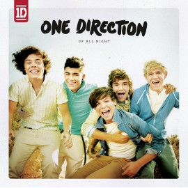 "One Direction CD: ""UP ALL NIGHT"""