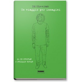 """Ed Sheeran - Libro """"Un Viaggio per Immagini"""""""