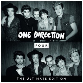 One Direction FOUR album - The Ultimate Edition Italian Version