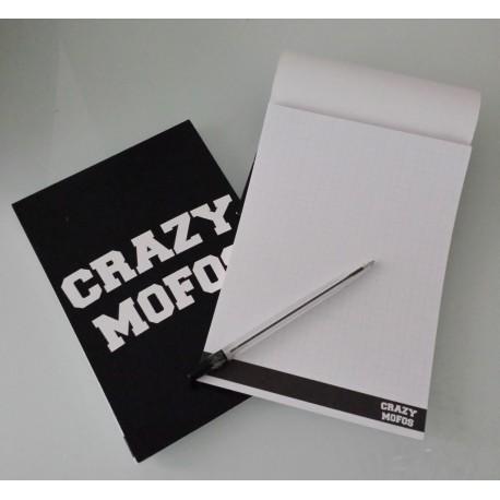 Block Notes Crazy Mofos