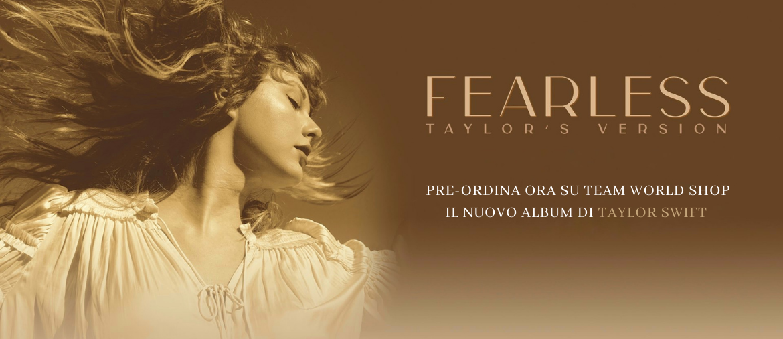 Pre-ordina ora il nuovo album di Taylor Swift