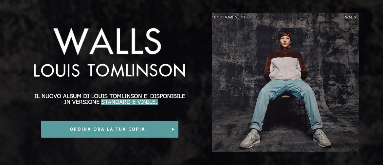 Ordina ora l'album di debutto di Louis Tomlinson