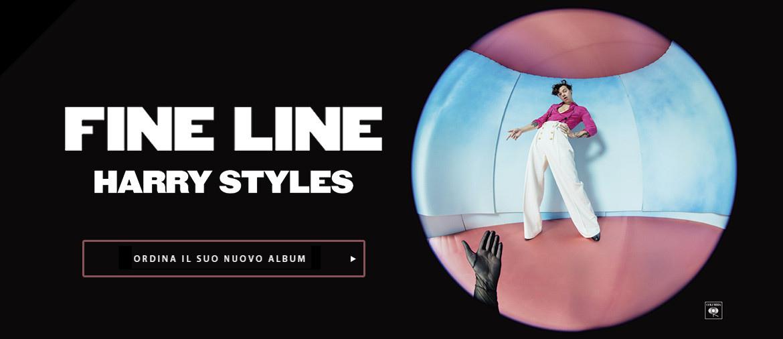 Ordina ora Fine Line, il nuovo attesissimo album di Harry Styles