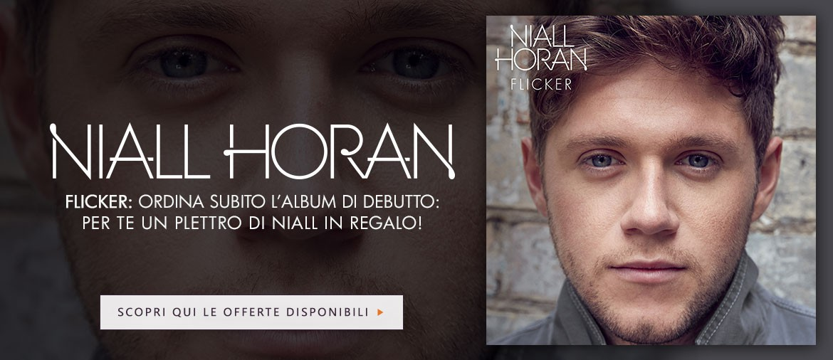 Niall Horan - album Flicker