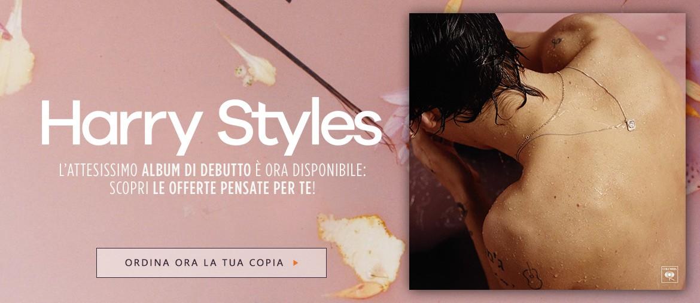 Harry Styles: ordina ora il nuovo album solista!