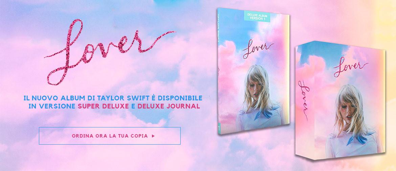 Ordina ora il nuovo album di Taylor Swift - Lover