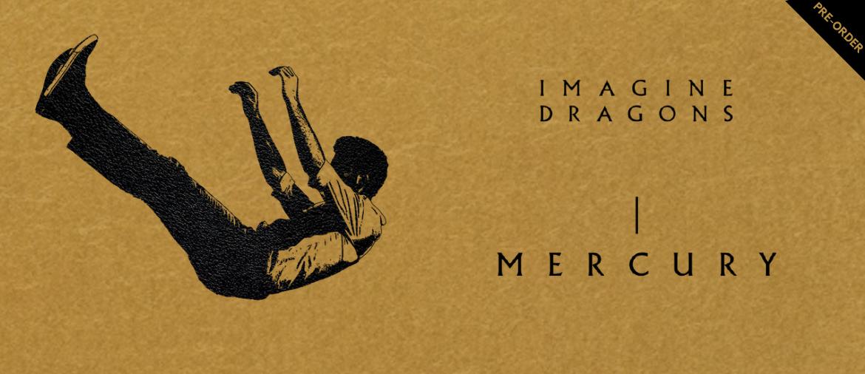 Pre-ordina ora il nuovo album degli Imagine Dragons