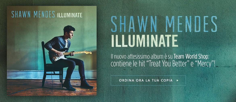 PREORDINE - Illuminate di Shawn Mendes