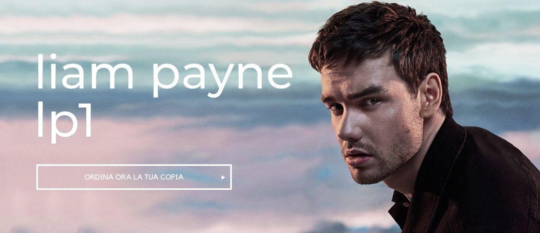 Ordina ora il nuovo album di Liam Payne - LP1